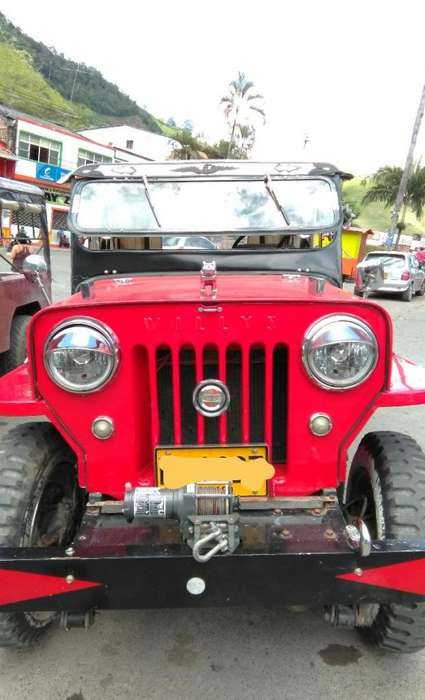 <strong>jeep</strong> Willys 1954 - 150000 km