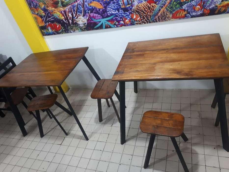Se Vende Mesas