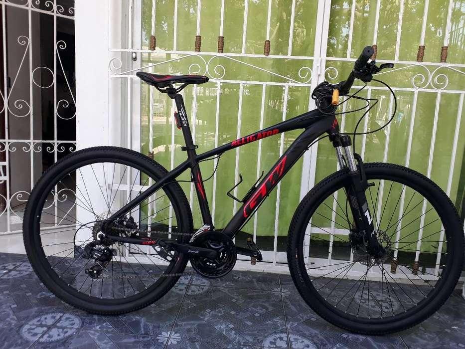 Bicicleta Gw Alligator 2019