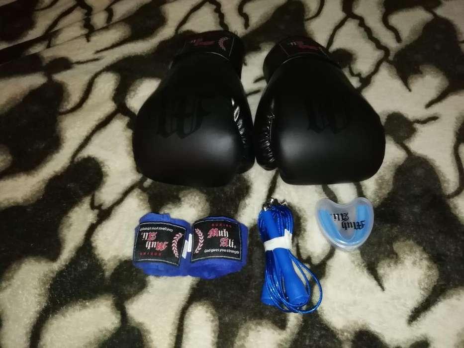 Kit de Boxeo
