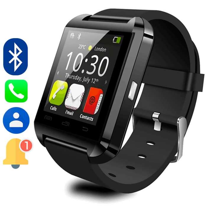 Smartwatch U8 Reloj Inteligente Envio Contraentrega