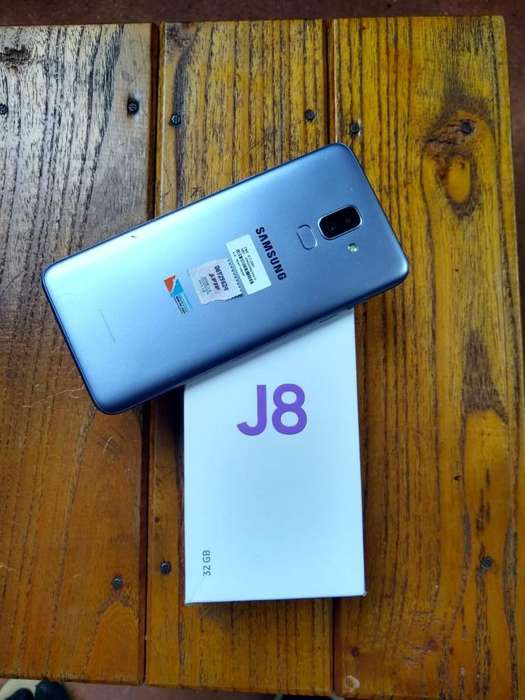 Samsung J8 Industria Argentina