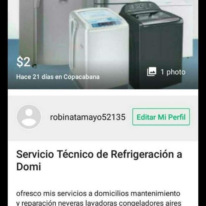 Servicio de Refrigeración 3506175655