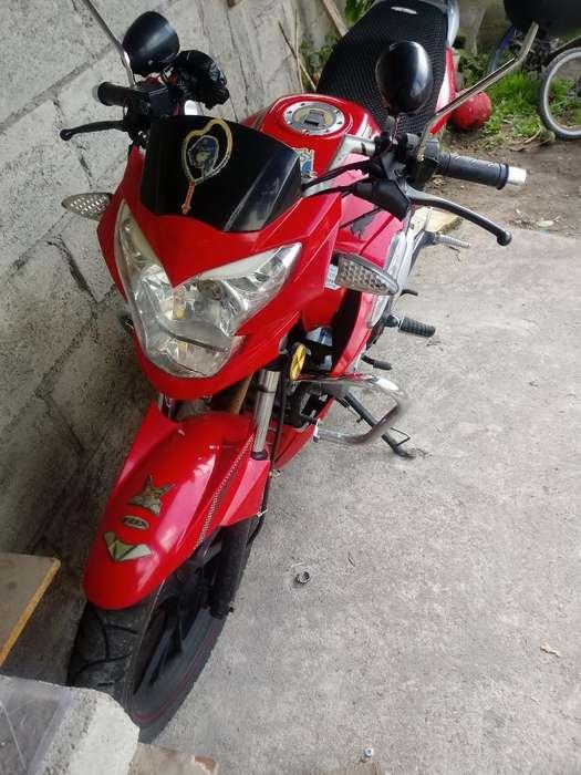 Moto Galardi Gina 250