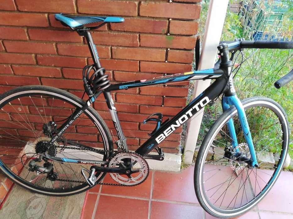 Bicicleta de Ruta Benotto