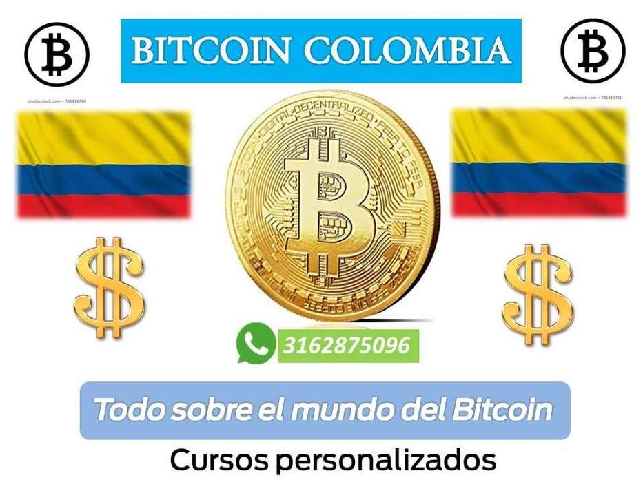 Curso: Todo sobre el mundo del Bitcoin.