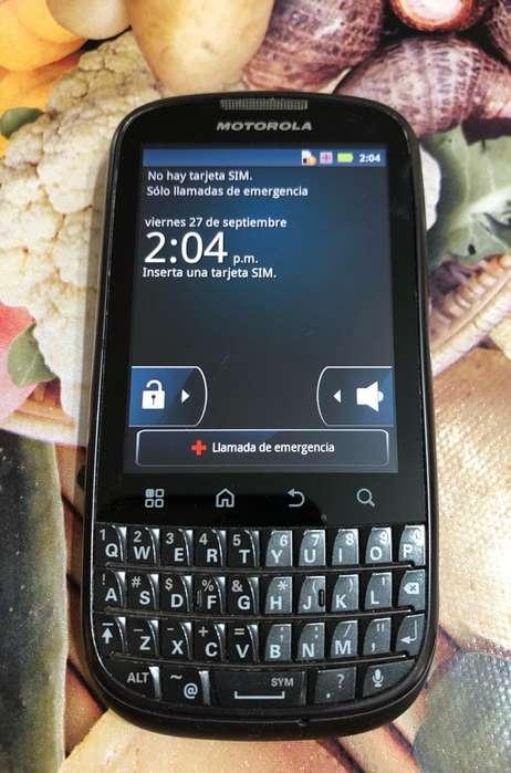 Motorola Qwerty 5Mpx
