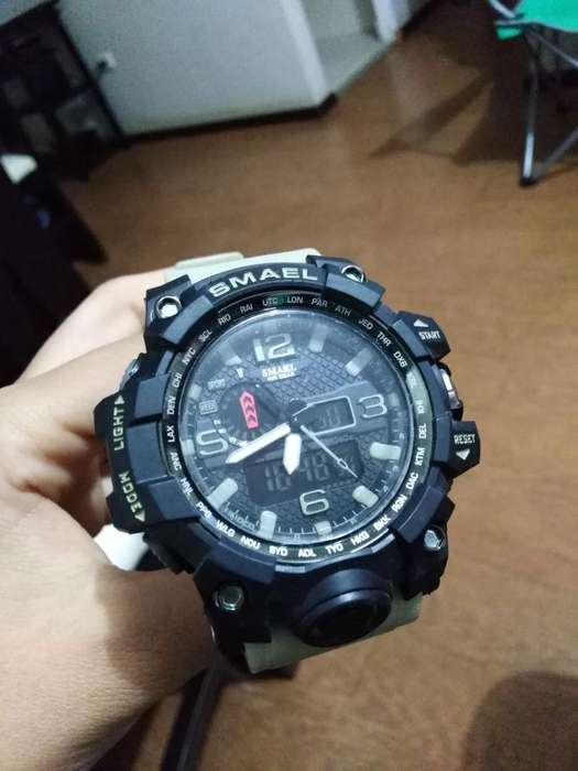 Reloj Smael Original
