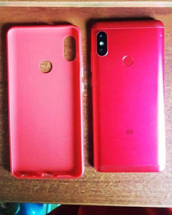 Vendo Xiaomi Redmi Note 5 Pro Rojo!!!