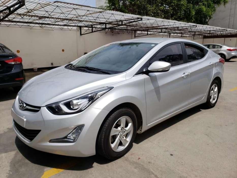 Hyundai Elantra 2015 - 29602 km