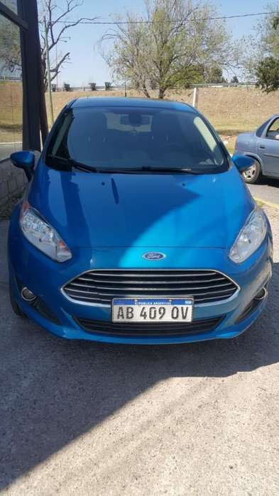 Ford Fiesta Kinetic 2017 - 35000 km
