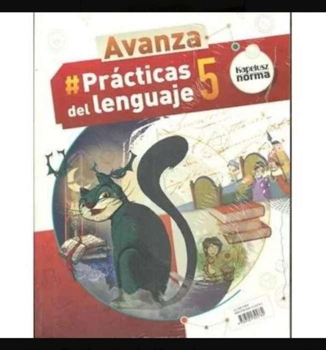 Prácticas Del Lenguaje 5, Avanza.kapeluz