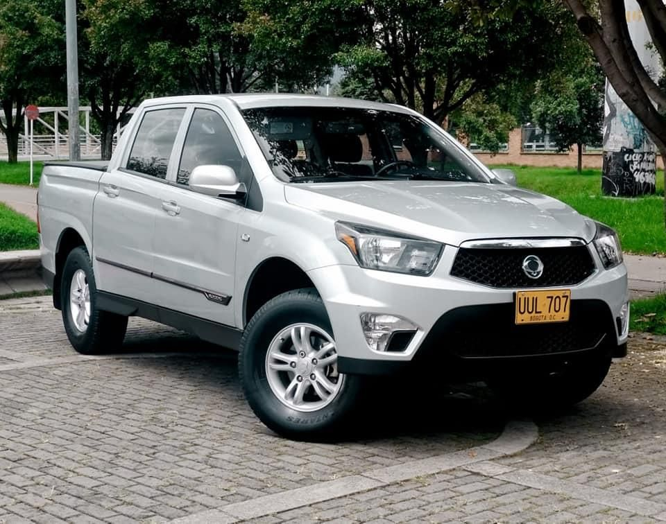 Ssangyong New Action Sport