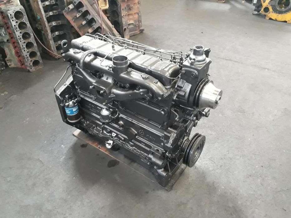 Motor Perkins 6354 F2 Rectificado con garantia y certificado 04