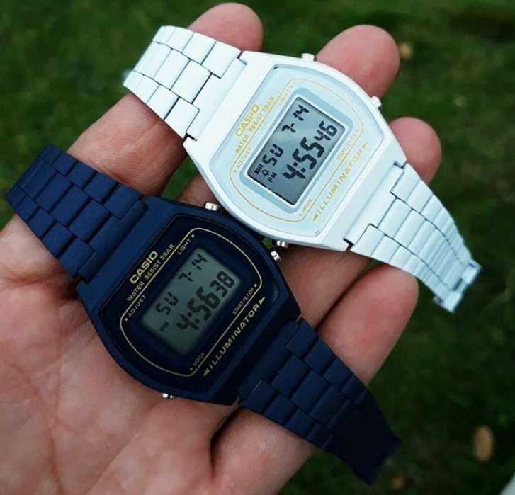 Relojes Casio !!