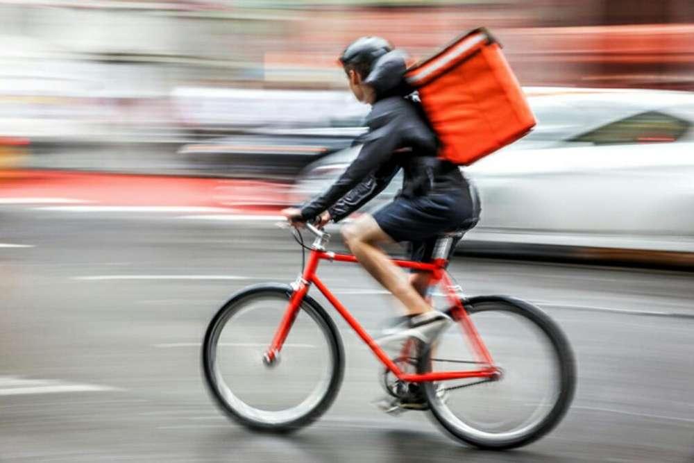 Hago Domicilios en Bicicleta