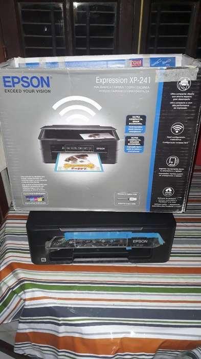 Impresora Epson Como Nueva.