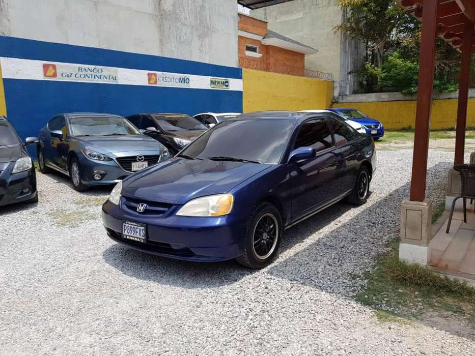 Honda Civic 2002 - 120000 km
