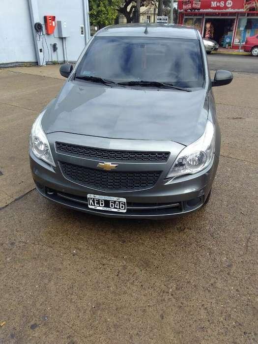 Chevrolet Agile 2011 - 59500 km