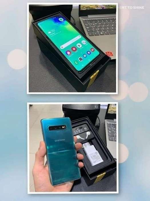 Samsung S10 Green 128gb