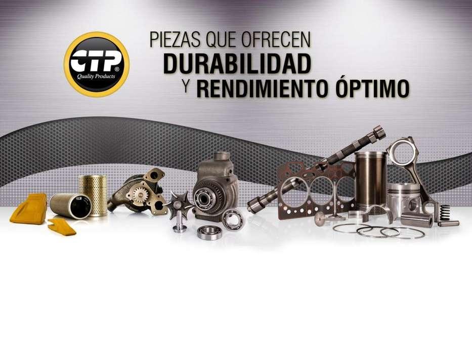 REPUESTOS PARA EXCAVADORA - TRACTOR CATERPILLAR EN CTP