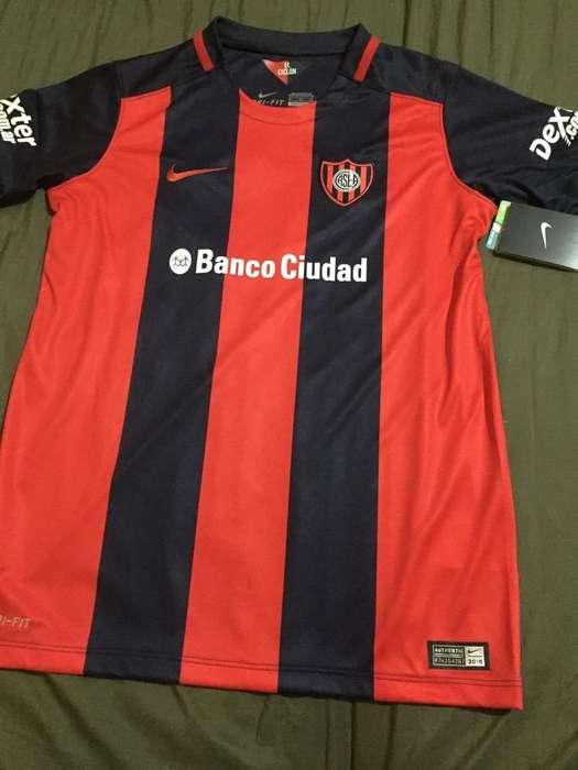 Camiseta de San Lorenzo para Niño 16/Xl