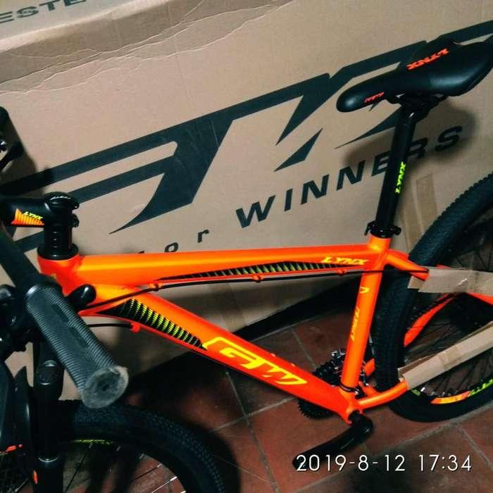 Bicicleta Gw Lynx