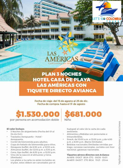 Cartagena Hotel Las Americas