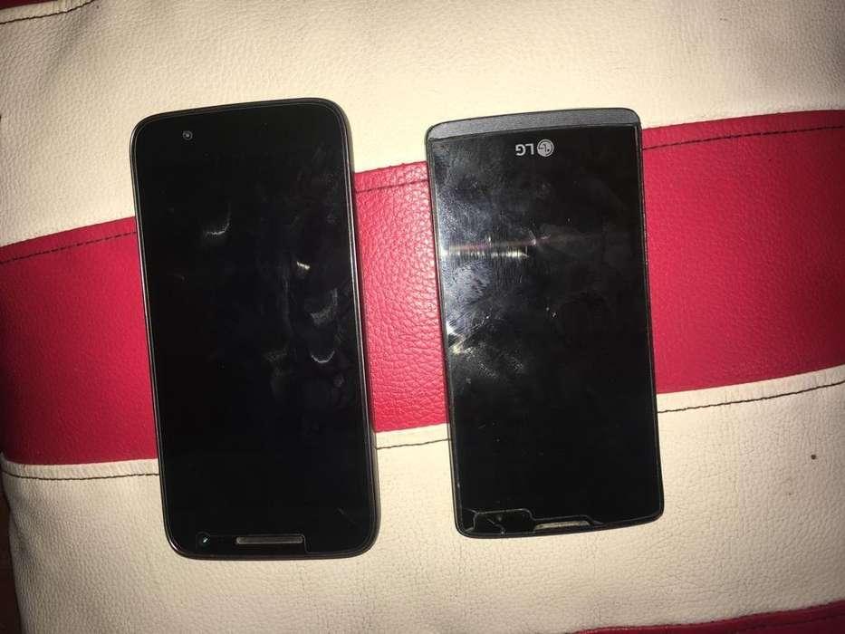 Lg Leon, Motorola Se Venden O Se Cambian