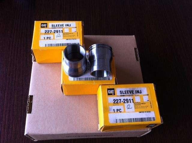 2272911 Camisa Para Inyector Motor 3126 Caterpillar Camion Chevrolet Kodiak
