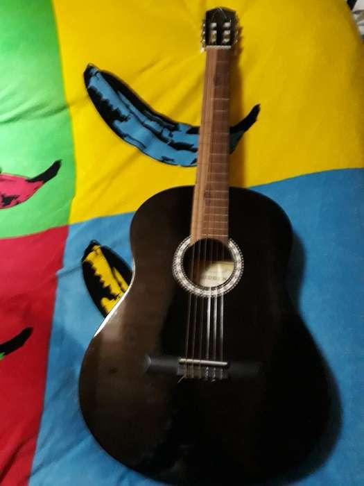 Guitarra Criolla Hidden Nueva sin Uso