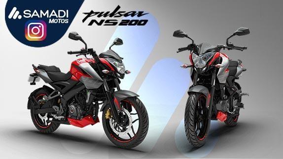 Moto Bajaj Pulsar NS200 en Quito, motos a crédito directo,décimo, Utilidades, premio, regalo