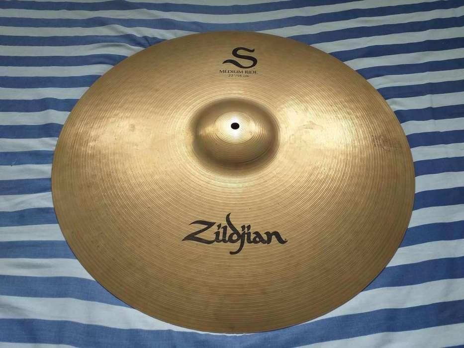 Platillo zildjian medium ride 22