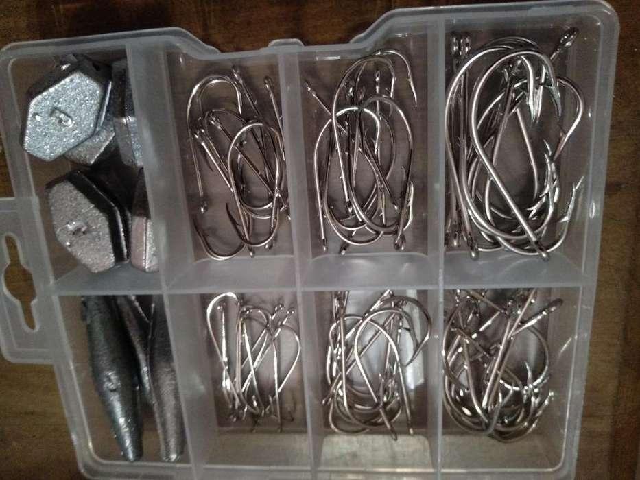 Caja con Accesorios para Variada