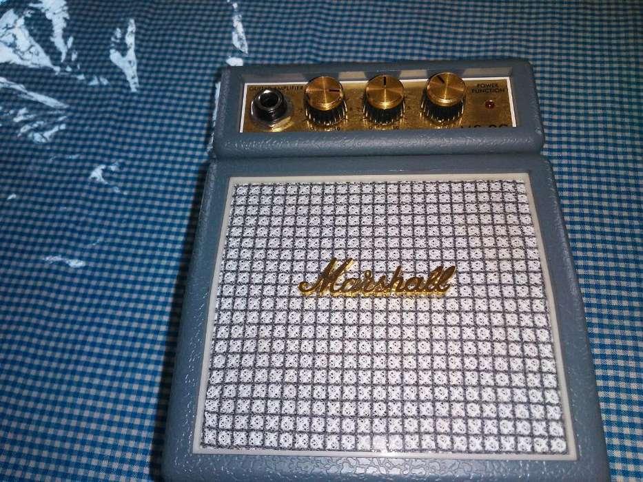 Mini Amplificador Marshall Ms-2c