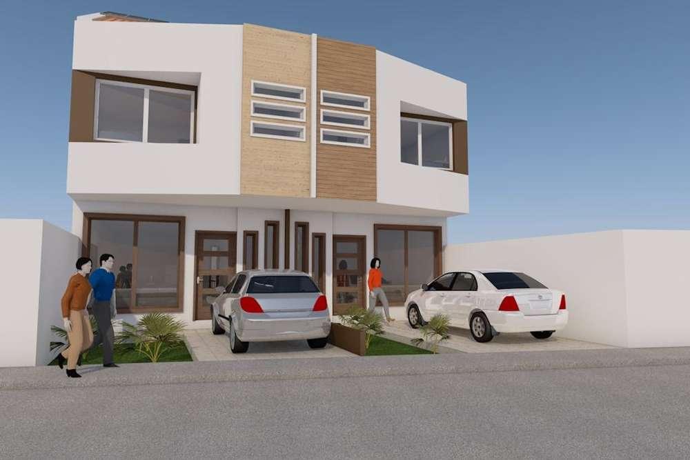 C493 Proyecto de dos viviendas disponibles, entrega en 2 meses