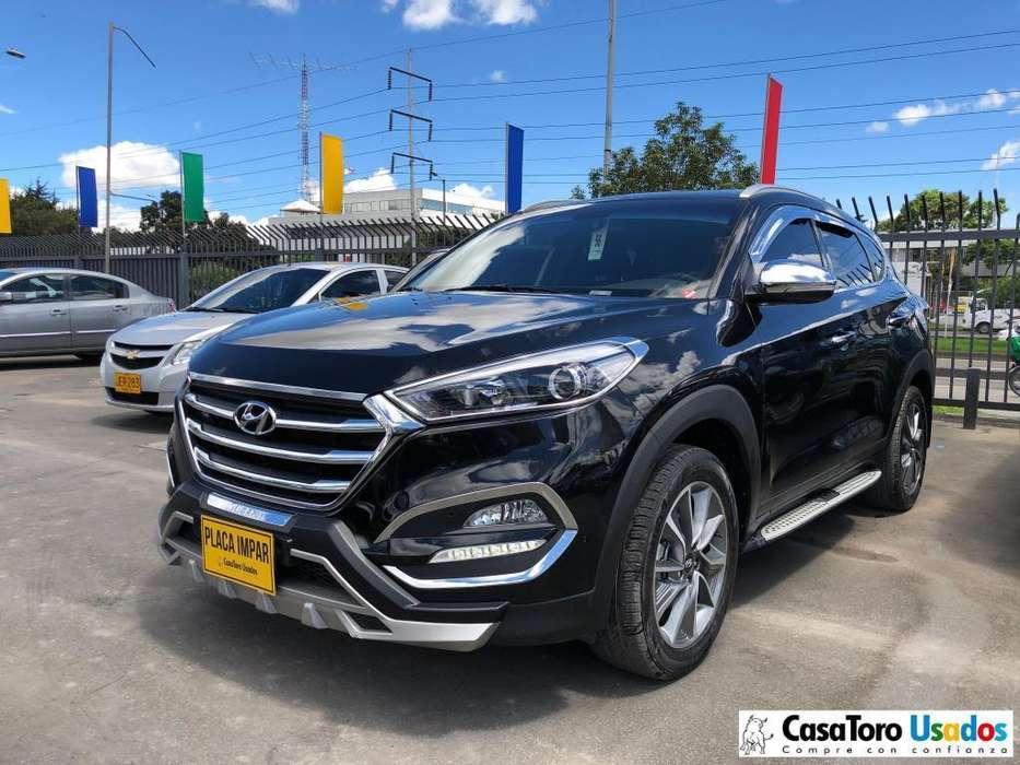 Hyundai Tucson 2018 - 8833 km