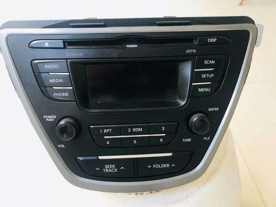 Autoradio Original de Hyundai Avante