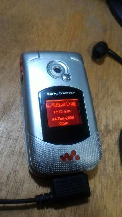 Sony Ericsson W300i Walkman Clásico