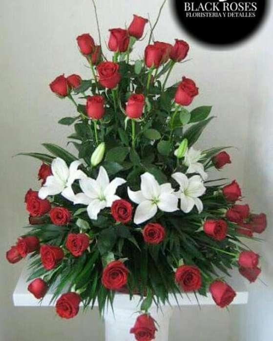 Arreglos Florales Cali Br 66666