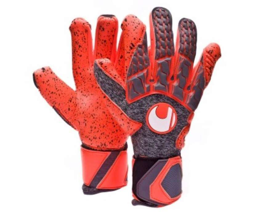 GUANTES UHLSPORT AERORED SUPERGRIP HN