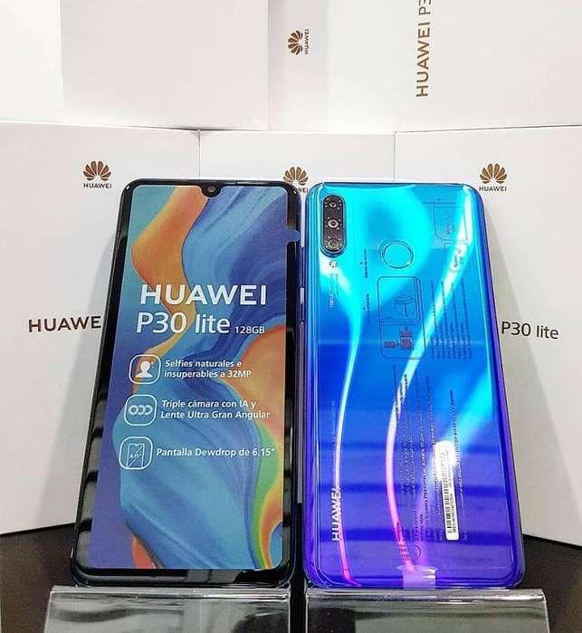 Huawei P30 Lite 128gb Nuevos Sellados