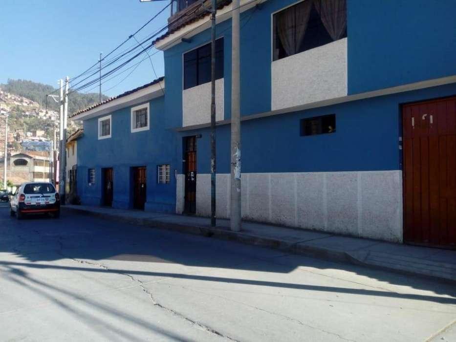 Renta de Casa con Hermosa Vista Centro de Cusco