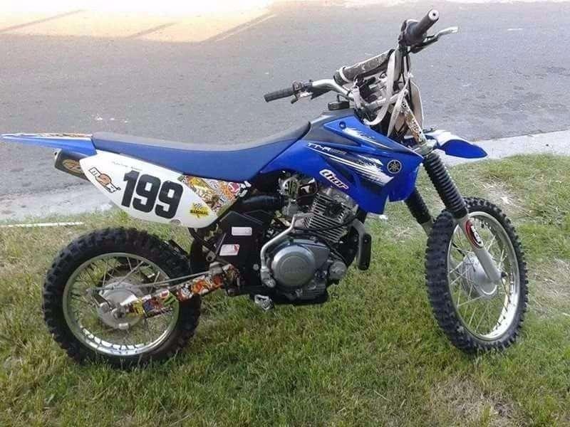 Yamaha 125 Ttr Muy Cuidada Excelente