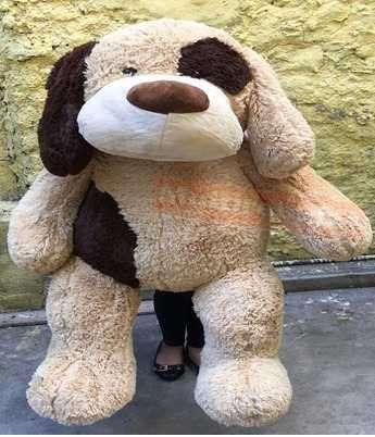 Hermoso Peluche Perro 1,82cm