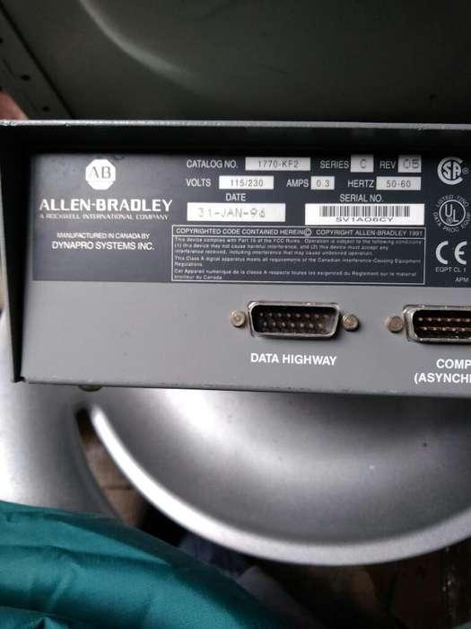 Modulo de Interfaces Allen Bradley