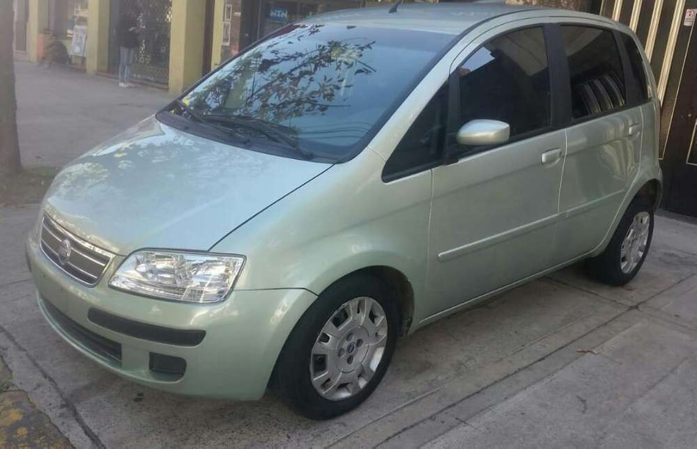 <strong>fiat</strong> Idea 2007 - 60000 km