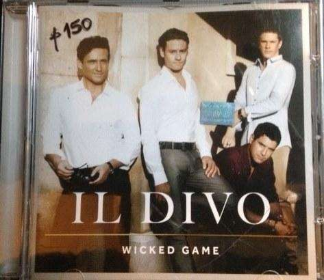 Cd Il Divo Wicked Game