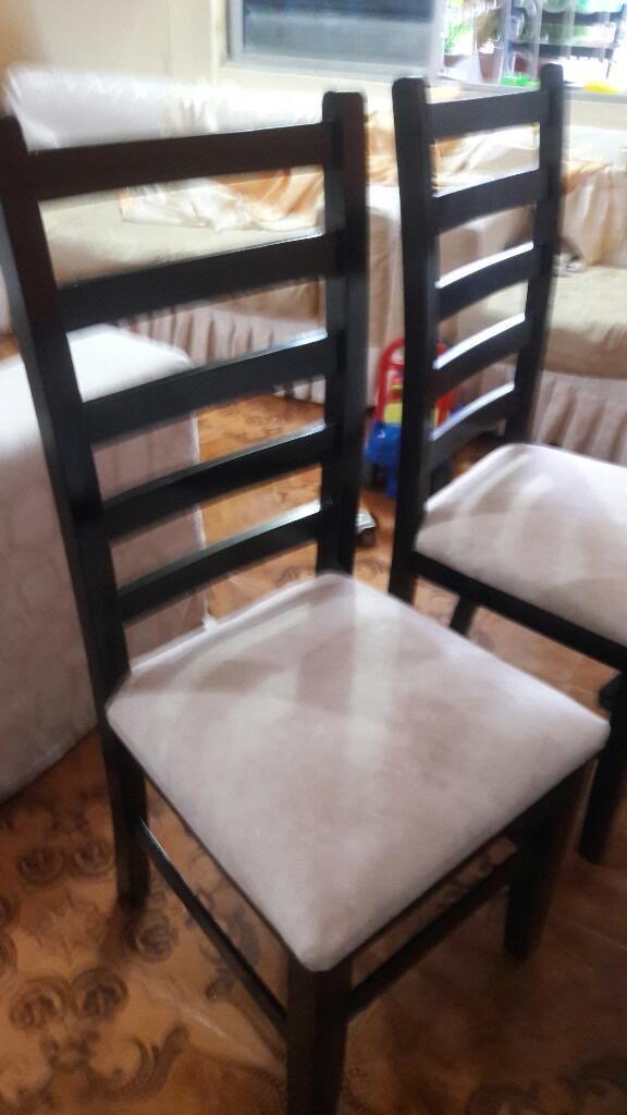 Juego de 6 Sillas para Comedor Nuevas - Guayaquil