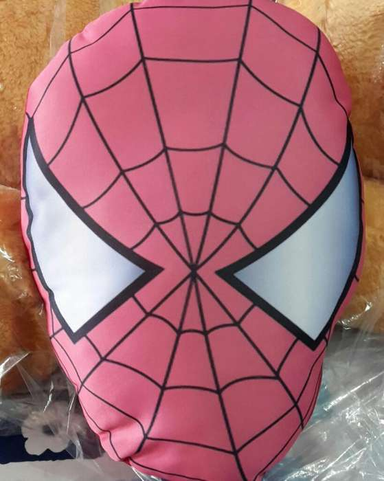 Cojin Cara Spiderman